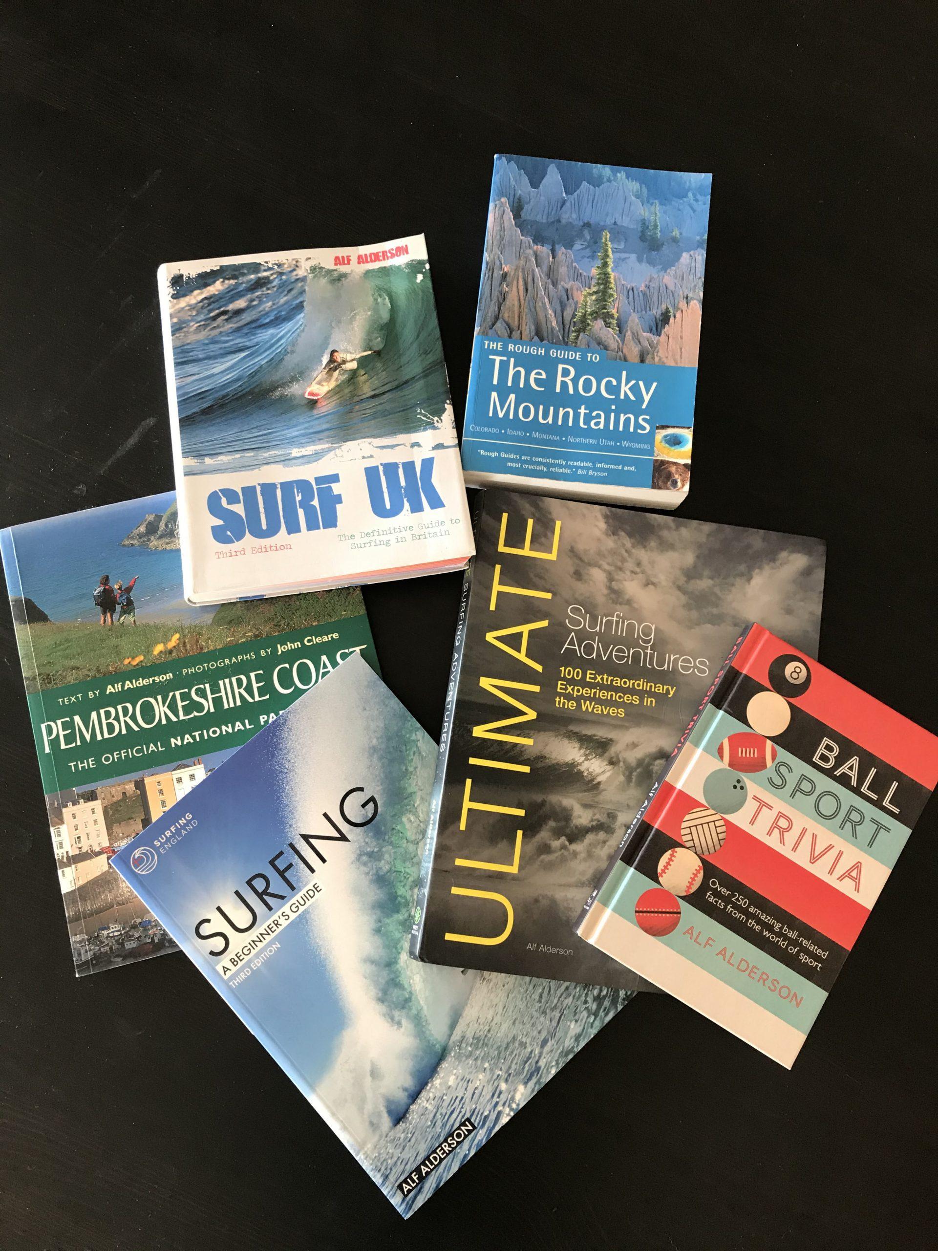 Alf's Publications
