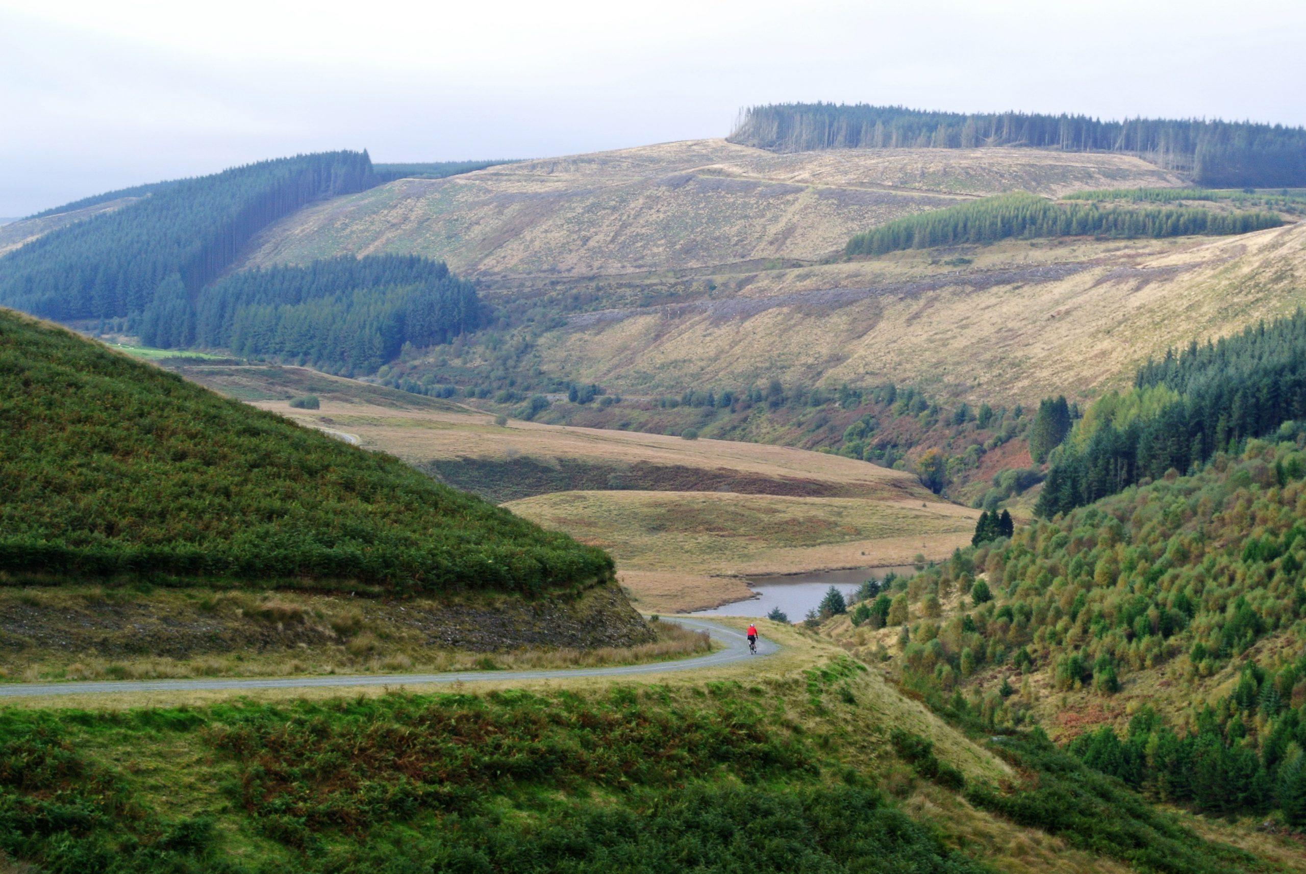 Gravel Biking | Mid Wales