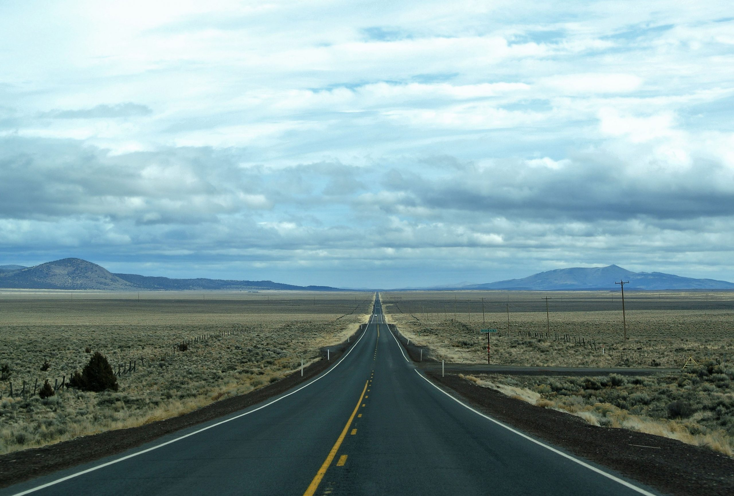 On the Road | Oregon High Desert